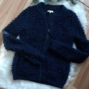 Lucky Brand Texturized Sweater